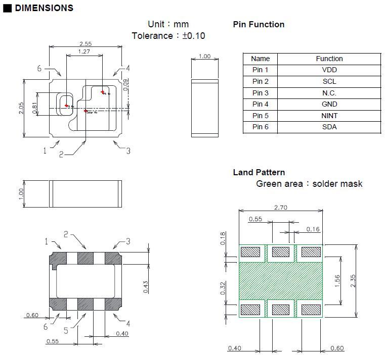 光传感器电路图